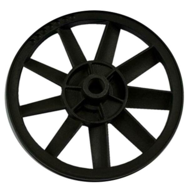 Replacement 10.5 in. Flywheel for Husky Air Compressor Heavy Duty Cast Iron