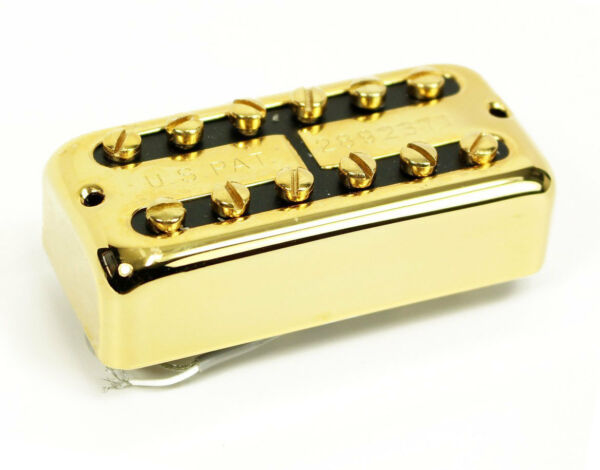 Gretsch HS Filtertron Guitar BRIDGE Pickup with Alnico Magnets GOLD $89.09