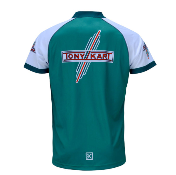 OTK Tony Kart T Shirt  Polo Top -All Sizes - Rotax X30 Iame Gokart -