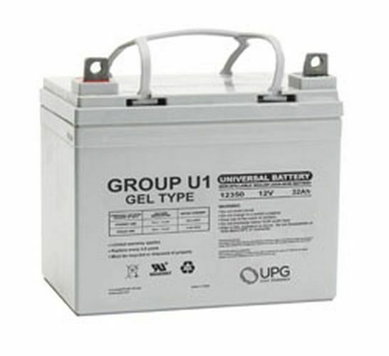 REPLACEMENT BATTERY FOR ARIENS SNOWBLOWERS 12V