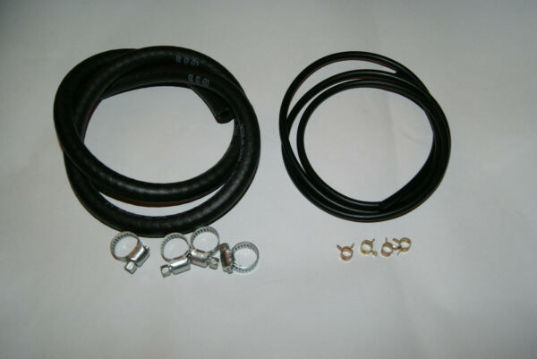 TECUMSEH 18 FUEL LINE FITS FC200 TC300 2 CYCLE SNOW BLOWERS TILLERS 410246A