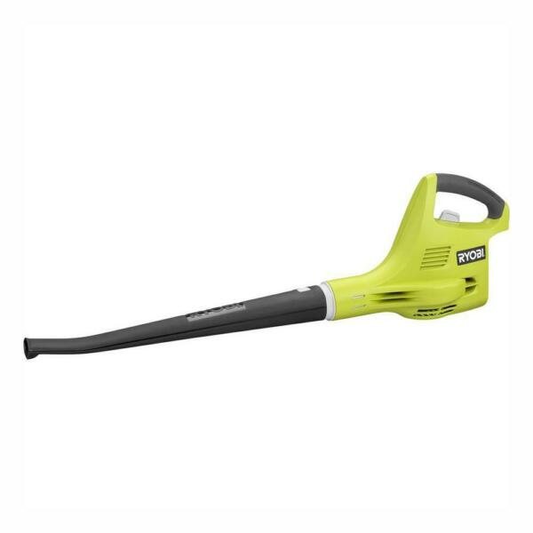 Ryobi Leaf Hard Blower Sweeper Lithium-Ion Cordless Handheld Tool 120 MPH 18V