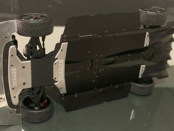 Skid plate chassi for Arrma Limitless  Infraction Aluminum