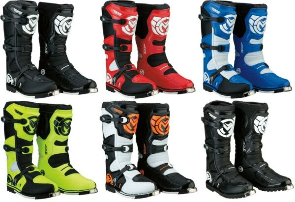 Moose M1.3 Offroad MX Boots Mens Motocross Dirt Bike Riding $149.95