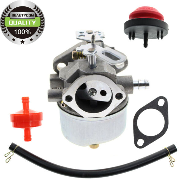 Carburetor Carb For Tecumseh 632110 632111 632370 632536 John Deere Snow Blower