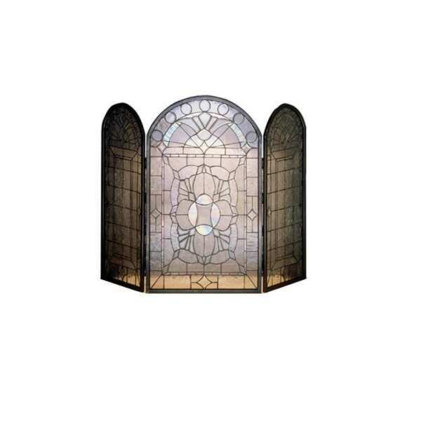 Meyda Lighting Fireplace Screen - 48104