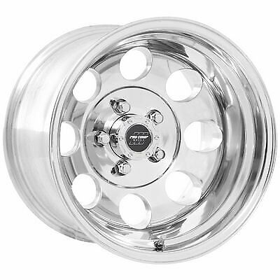Pro Comp 69 Series Vintage 15x10 Wheel with 5 on 5.5 Bolt Pattern - Polished -