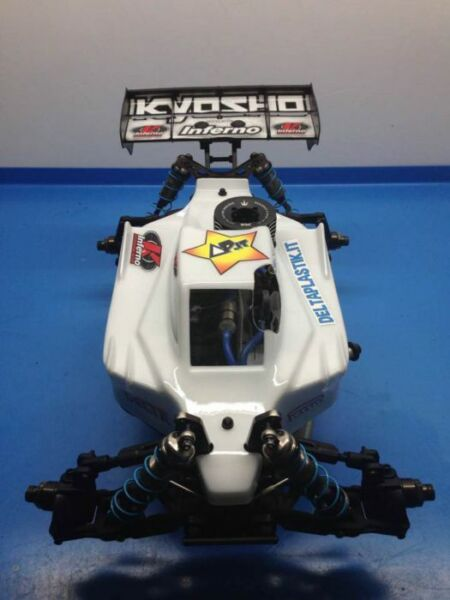 OFF46 Buggy body for Kyosho Inferno MP9 MP10 TKI4