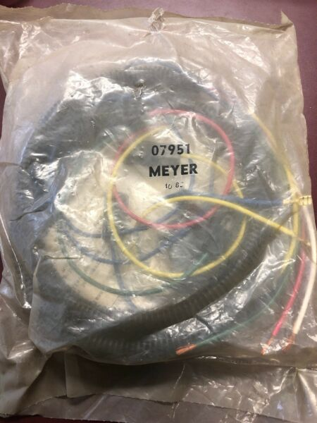 Meyer Snow Plow Light Wire Harness Part #07951