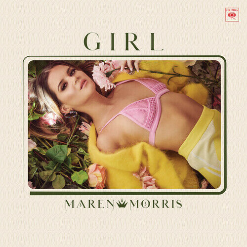 Maren Morris Girl New CD