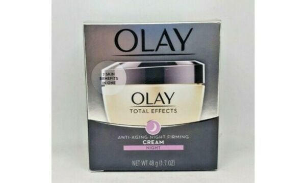 Olay Total Effects 7-in-1 Anti-Aging Night Firming Cream 1.7 oz