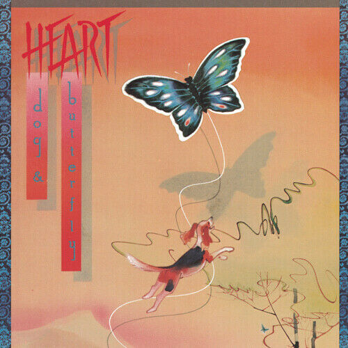 Heart Dog and Butterfly Expanded Edition Remastered Bonus Tracks New CD $9.77
