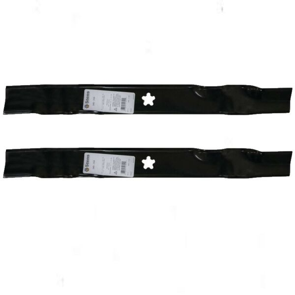 2pk Blades fit Craftsman LT1000 42