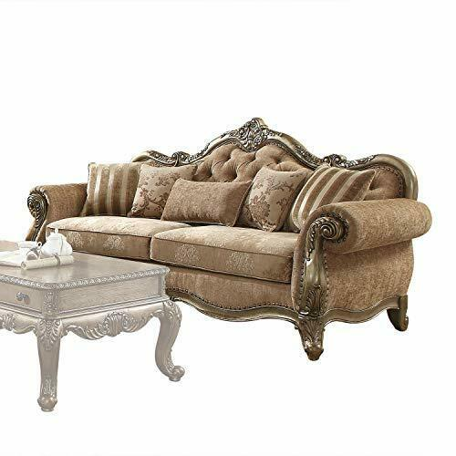 Acme Furniture Sofa w 5 Pillows $2610.30