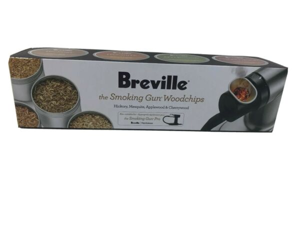 Woodchips for Breville