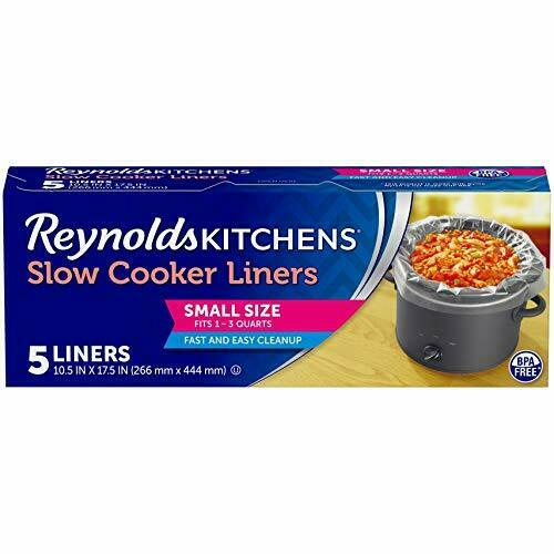 Slow Cooker Liners Kitchen Chef Recipes Crock Pot Cook Bags BPA Free 5 Liners