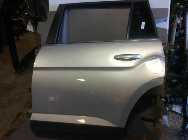 18-19 Volkswagen Atlas Driver Rear  Left Side Door With Privacy Tint Glass O