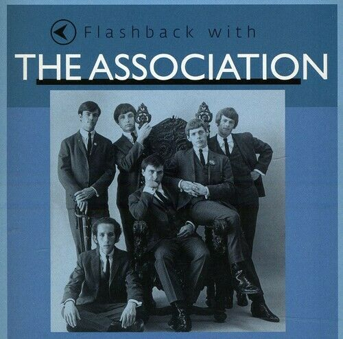 The Association Flashback with the Association New CD $7.67