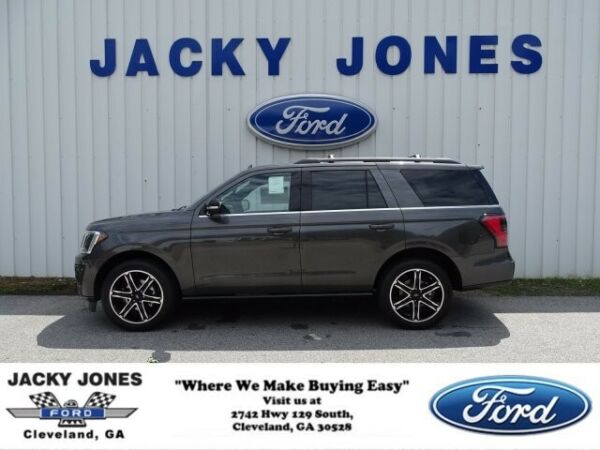 2019 Ford Expedition Limited 2019 Ford Expedition Magnetic Metallic with 23 Miles available now!