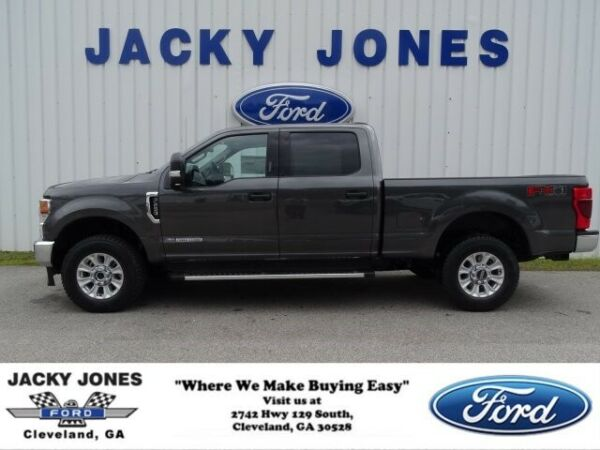 2020 Ford F-250 XLT 2020 Ford Super Duty F-250 SRW Magnetic Metallic with 10 Miles available now!