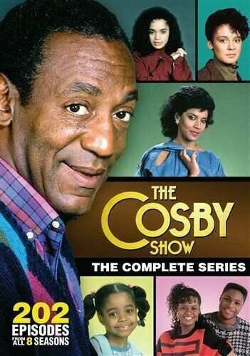 THE COSBY SHOW THE COMPLETE SERIES (DVD 2015 16-Disc Set) NEW