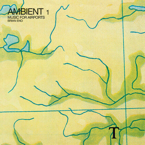 Brian Eno Ambient 1: Music For Airports New Vinyl 180 Gram $24.99