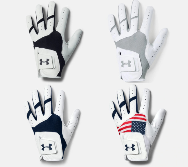 Under Armour UA ISO Chill Golf Glove Left Hand NEW FREE SHIPPING 1325608
