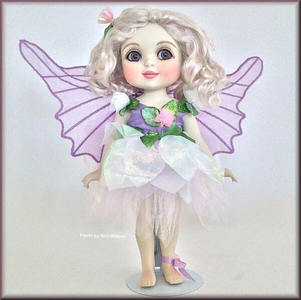 Marie Osmond Adora Fairy Belle Doll Porcelain 12 Inches Free U.S. Shipping