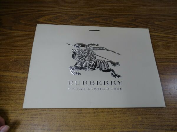 Burberry gift bag 11.5 x 16.5 x 7.25quot; $16.99