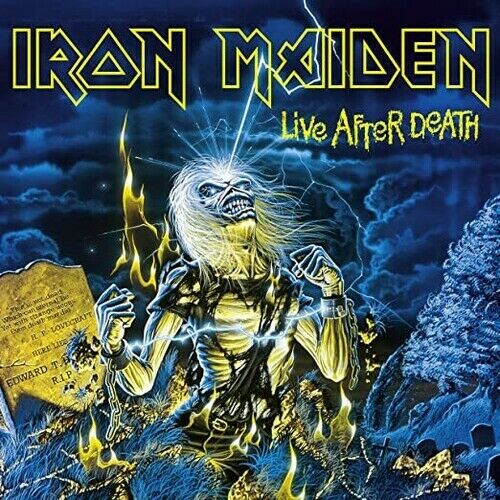 Iron Maiden Live After Death New CD Deluxe Ed