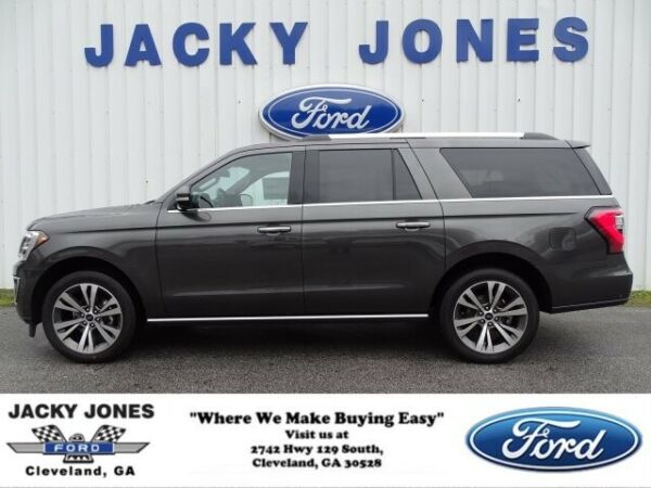 2020 Ford Expedition Max Limited 2020 Ford Expedition Max Magnetic Metallic with 10 Miles available now!