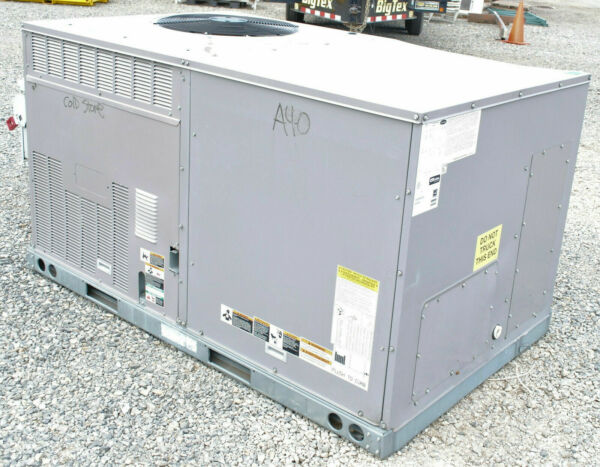 CARRIER HVAC Packaged Unit 6 Ton 2016 Great Condition Rooftop Commercial Unit $3982.49
