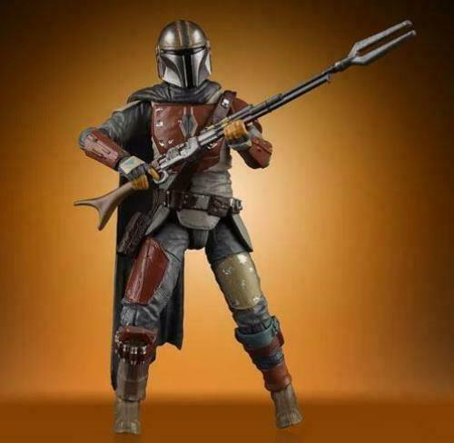 In STOCK Star Wars Vintage Collection The Mandalorian 3 34 Action Figure