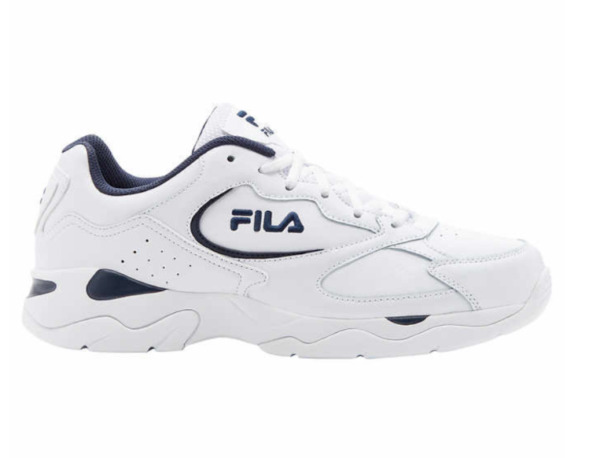 NEW IN BOX Fila Men's Classic Leather Tennis Gym Shoes Sneakers PICK SIZE