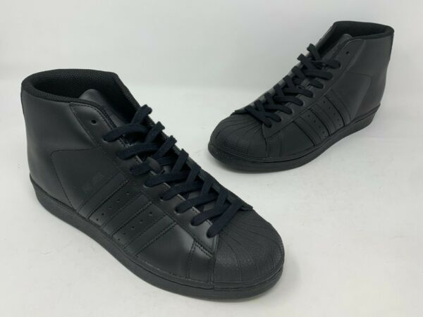 Adidas Pro Model Men's Shoes Core Black S85957 Size 9