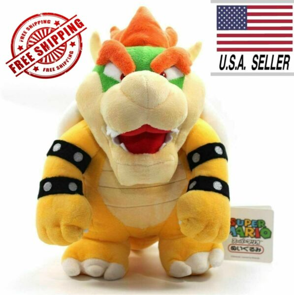 Super Mario Bros King Bowser Koopa 10