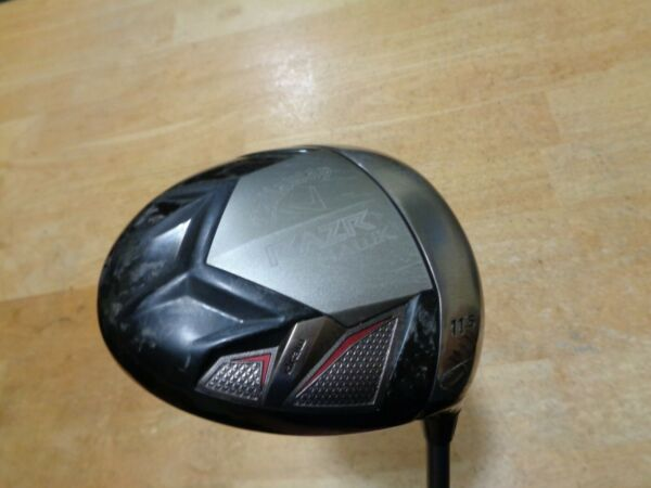 Ladies CALLAWAY RAZR Hawk 11.5 Deg DRIVER (Draw Head) Graphite 50 Womens