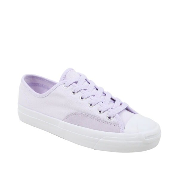 Converse Mens Jack Purcell Pro Ox Shoes Barely Grape 12 New