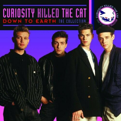 Curiosity Killed the Down to Earth the Collection New CD UK Import