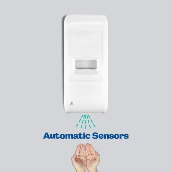 🔥 NEW! 1000ml Automatic Soap Sanitizer Gel Dispenser TOUCH FREE! REFILLABLE! 👍 $42.95