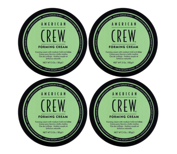 American Crew Forming Cream 3 Ounce 4 Pack