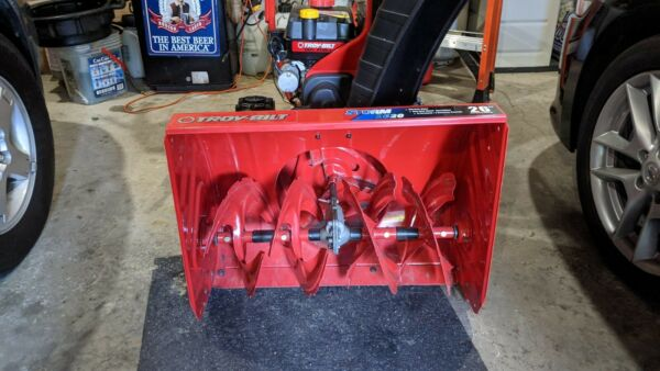 Snow blowers usedTroy Built26 Inch