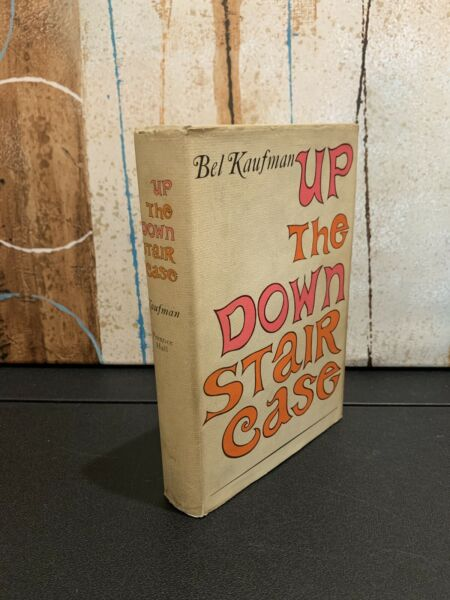 Up The Down Stair Case by Bel Kaufman 1966 Pre owned