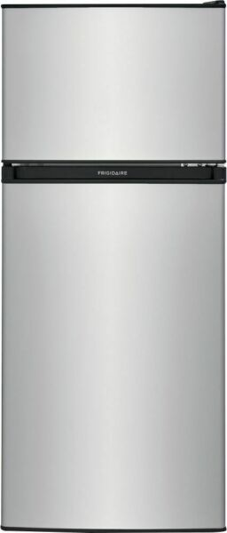 Refrigerator Frigidaire Top-Freezer Reversible doors 3 Glass shelves 4.5 Cu. Ft.