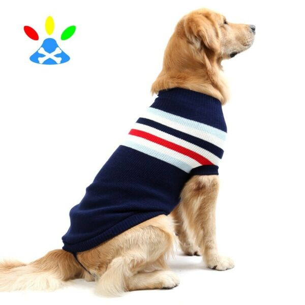 Dog Clothes Pet Winter Sweater Knitwear Puppy Clothing Warm Apparel Coat US $10.99