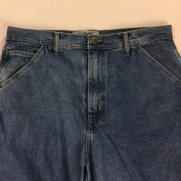 NEW 33 X 34 Steve And Barry's Original Carpenter Pants Jeans 100% Cotton