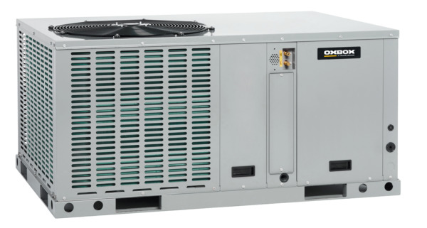 5 Ton Heat Pump Package Unit OxBox A Trane Brand J4PH4030A1000A w 10KW Heat Kit $3721.00