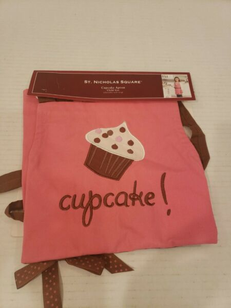 St Nicholas Square Child Cupcake Apron