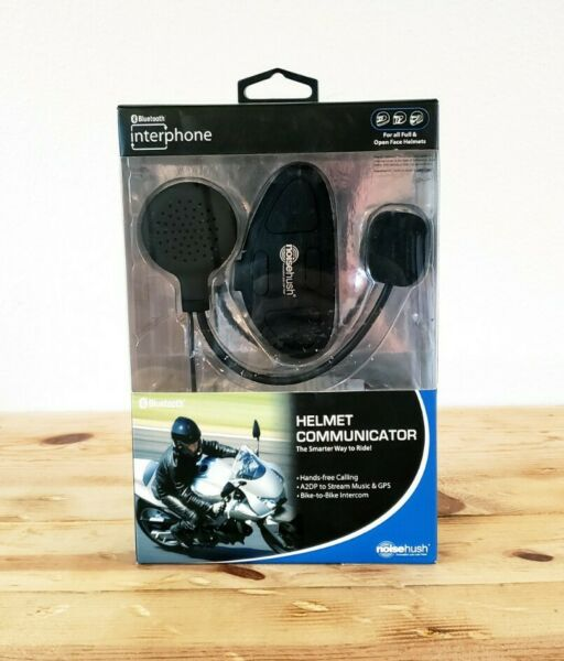 Bluetooth Helmet Communication NEW HANDS FREE Bike To Bike Intercom Music GPS $45.99