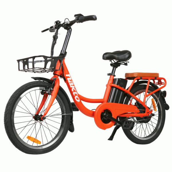 20quot; Electric Bike for Adults 250W Ebike with 36V10AH Lithium Battery $649.00
